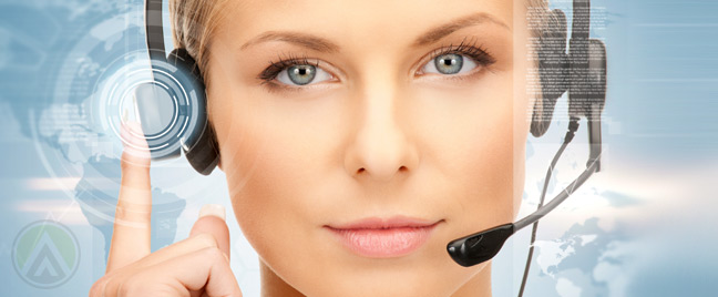 Technical-support-call-center-