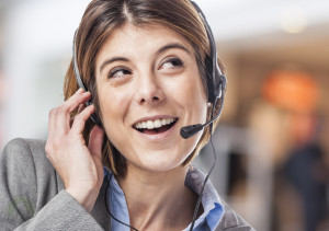 female-call-center-agent-on-call--Open-Access-BPO-
