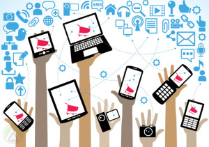 hands-holding-internet-devices-smartphones-laptops--Open-Access-BPO
